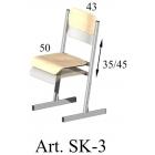 Skolas krēsls SK 3